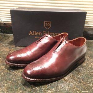 🎁🛍 Allen Edmonds Men's MacKenzie Oxford 10.5